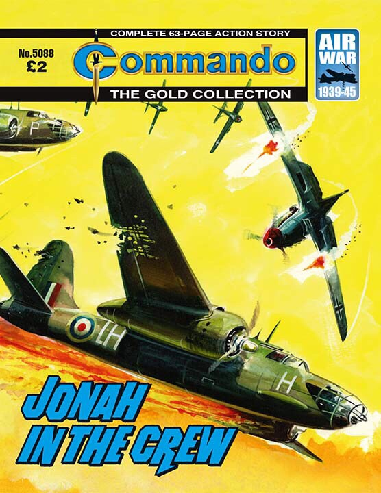 Commando 5088 - Gold Collection: Jonah in the Crew
