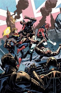 Avengers Assemble #15 - Captain Britain