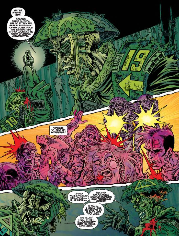 2000AD 2068 - Bad Company