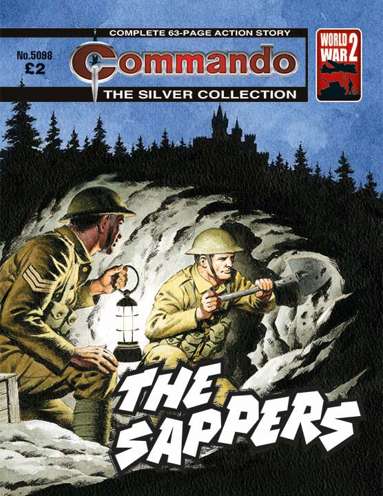 Commando 5098: Silver Collection - The Sappers