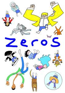 Zeroes by Martin Eden - Cast