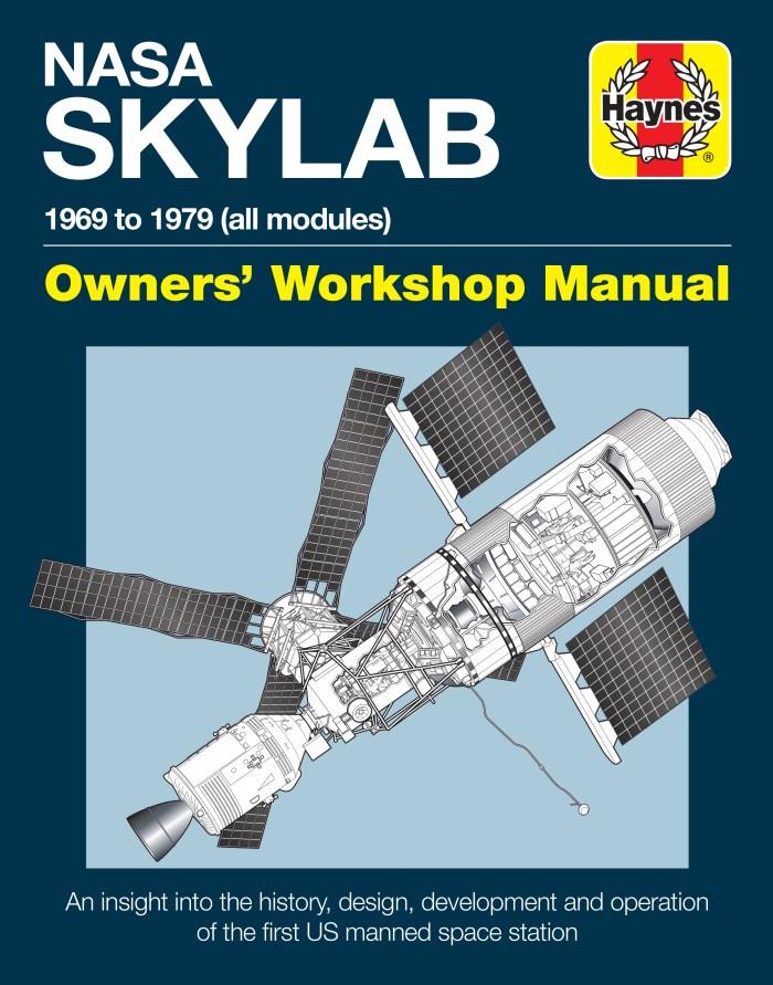 The Skylab Haynes Owners Workshop Manual - Cover