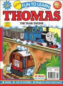 Thomas the Tank Engine Issue One - Redan Publishing