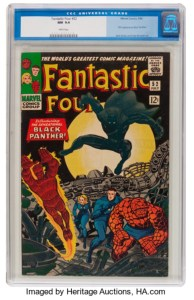 Fantastic Four #52 (Marvel, 1966)