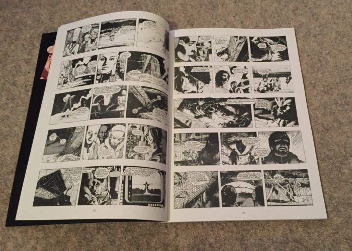 Jeff Hawke's Cosmos (Volume 10, issue 3) Sample Strips