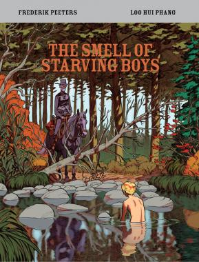 The Smell of Starving Boys - Cover SMALL
