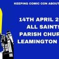 Leam Comic Con 2018