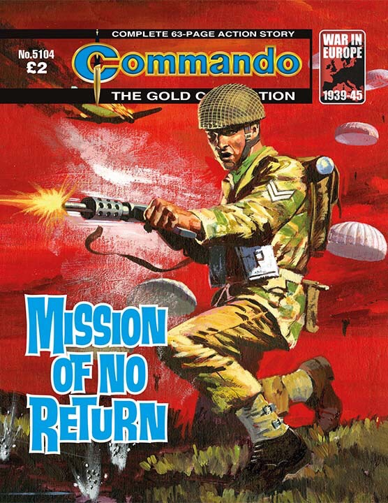 Commando 5104: Gold Collection: Mission of No Return