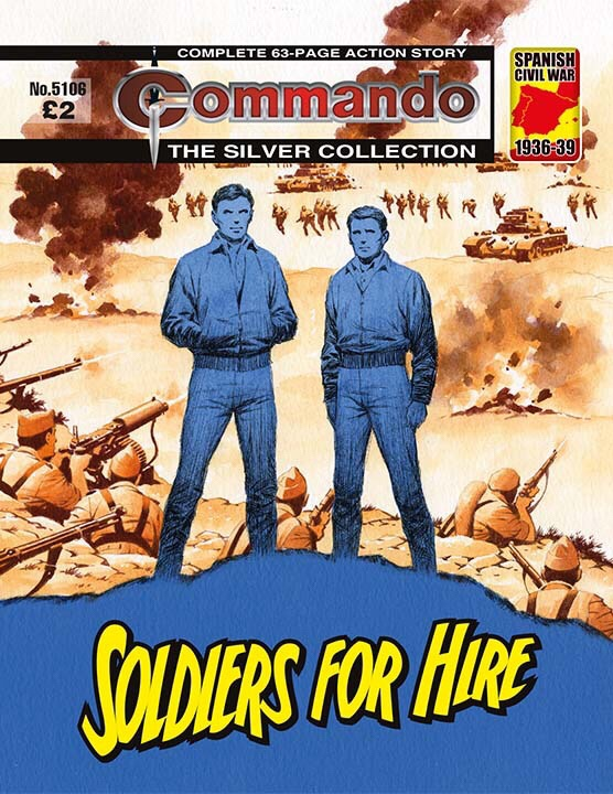 Commando 5106: Silver Collection: Soldiers for Hire