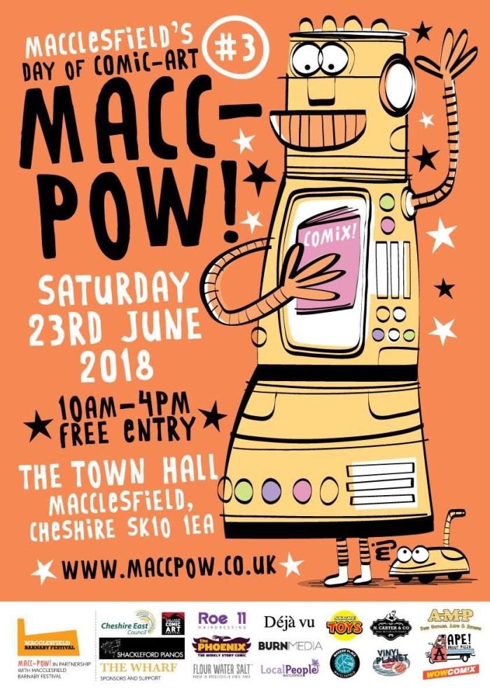 MACC-POW! 2018 Poster