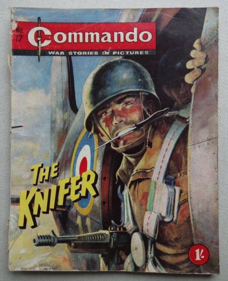 Commando 17 - The Knifer