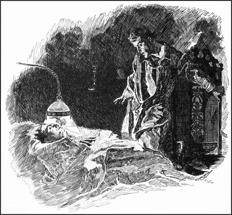 Illustration by Joseph Clement Coll