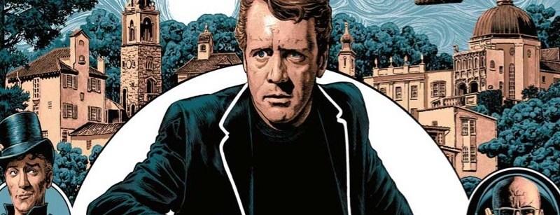 Chris Weston's The Prisoner comic cover revealed