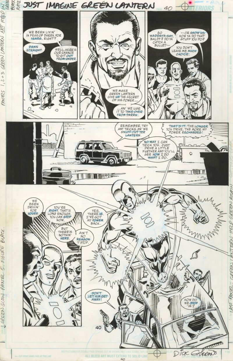 Just Imagine with Stan LEE by Dave Gibbons