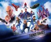 Thunderbirds Are Go - Series 3 Poster by Paul Shipper
