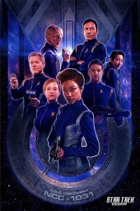 Star Trek: Discovery Poster by Paul Shipper Studios