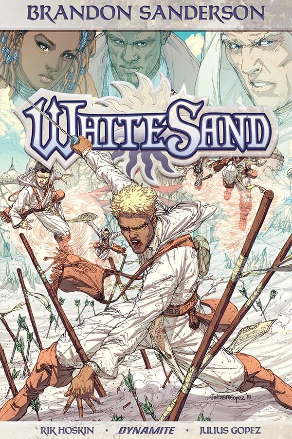White Sand - Comic