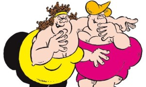 VIZ - Fat Slags