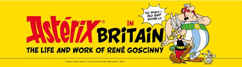 Astérix in Britain: The Life and Work of René Goscinny
