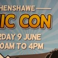 Wythenshawe Comic Con 2018 Flyer 1 SNIP