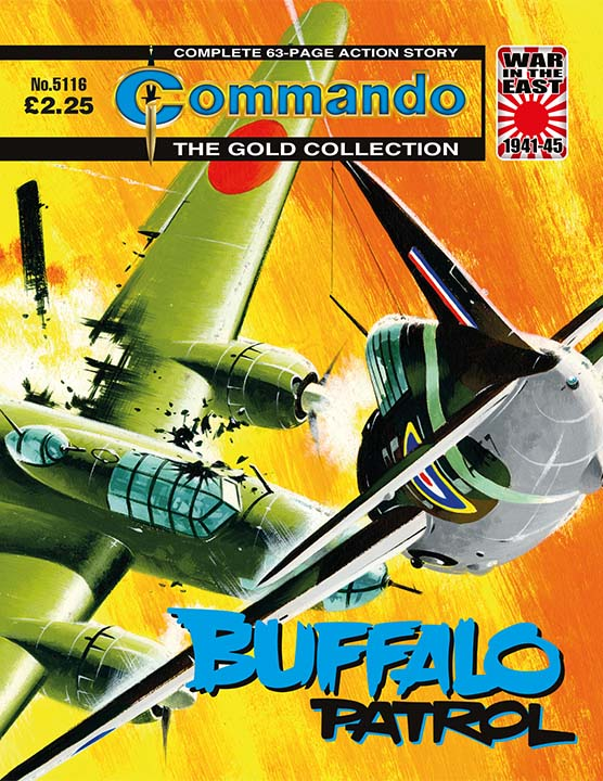 Commando 5116: Gold Collection - Buffalo Patrol