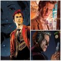 The Road To The Thirteenth Doctor - Cover Collage