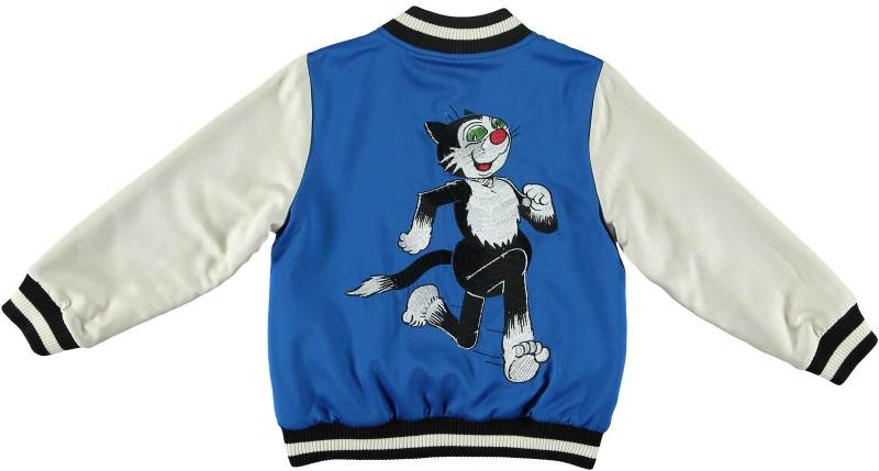 Stella McCartney Beano AW18 Korky the Cat