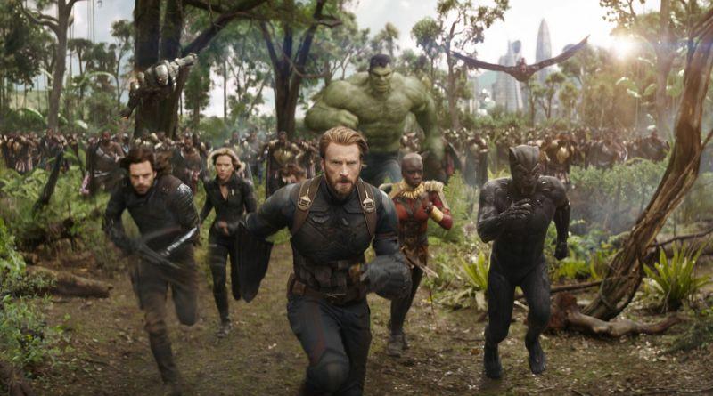 Avengers: Infinity War - Promitional Image