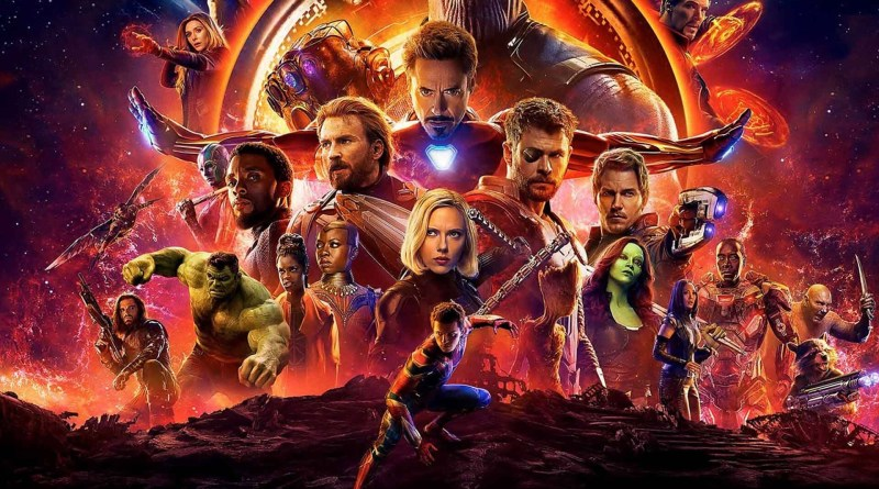 Avengers: Infinity War - Promotional Art