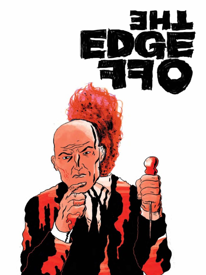 The Edge Off - Cover