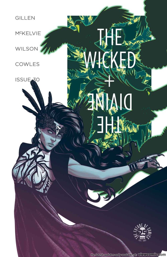 The Wicked + Divine #25