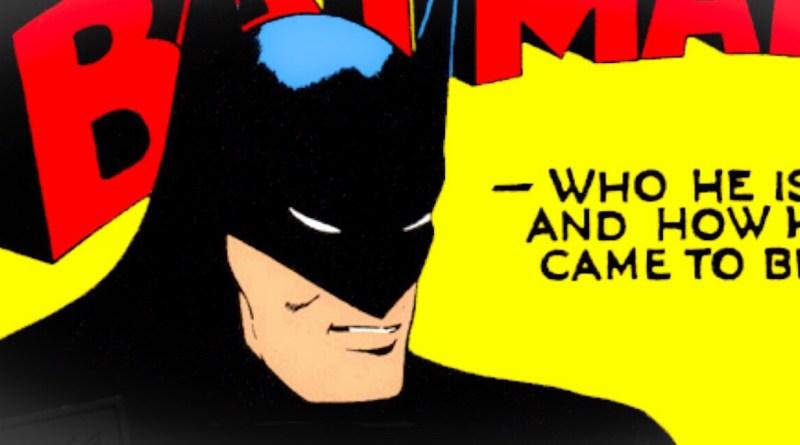 Batman #1 SNIP