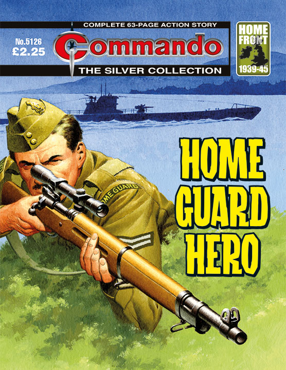 Commando 5126: Silver Collection: Home Guard Hero