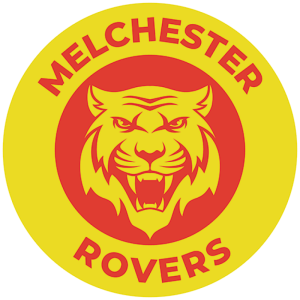 Roy of the Rovers Melchester Club Crest 2018