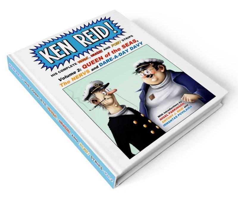 The POWer Pack of Ken Reid Volume Two