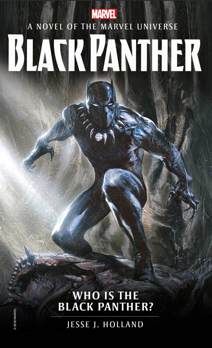 Titan Books Marvel - Who is Black  Panther