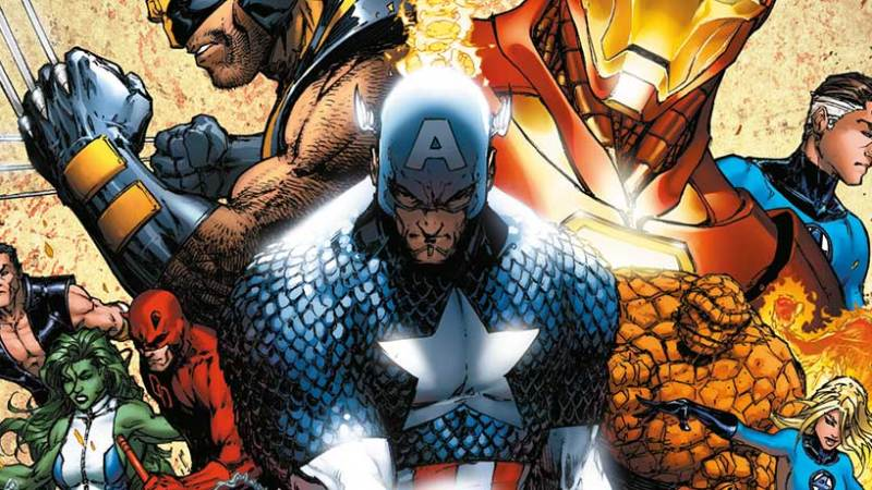 Titan Books new Marvel fiction line launched with Dan Abnett-penned Avengers tale