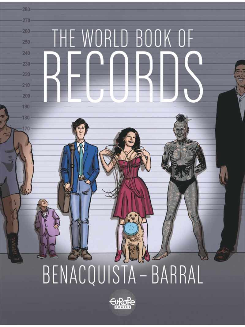 The World Book of Records - Cover