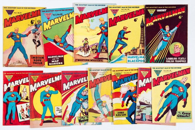 Marvelman (1954-56)