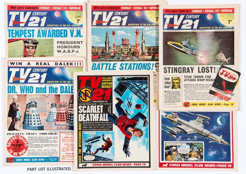 TV Century 21 1 - 215