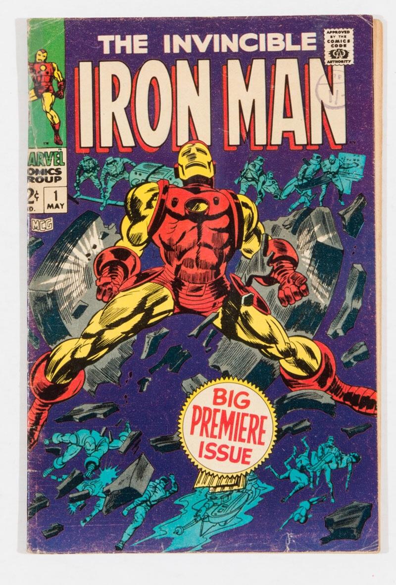 The Invincible Iron Man #1