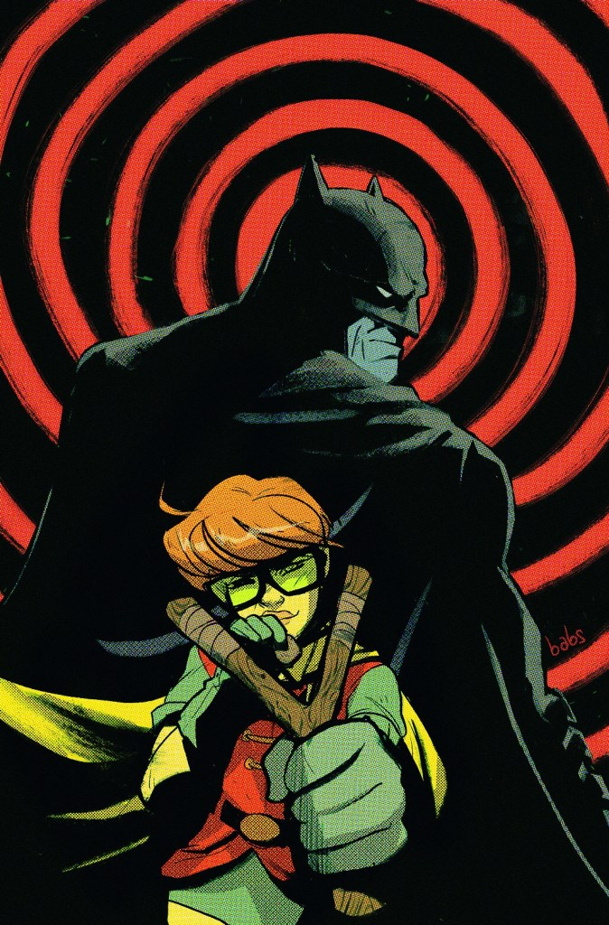 Batman and Robin by Babs Tarr