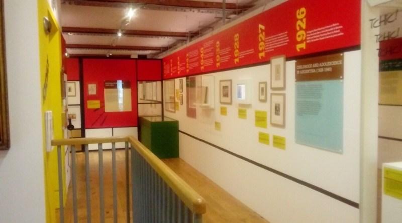 Asterix in Britain Exhibition 2018 - Gallery