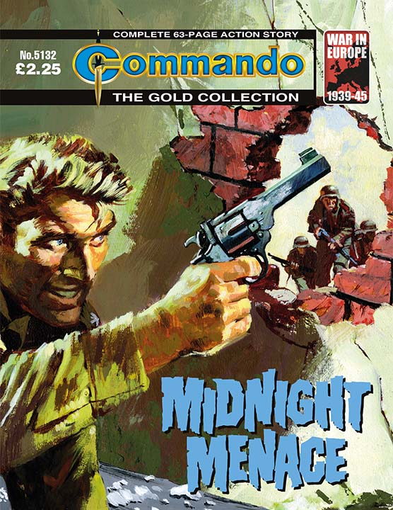 Commando 5132: Gold Collection - Midnight Menace