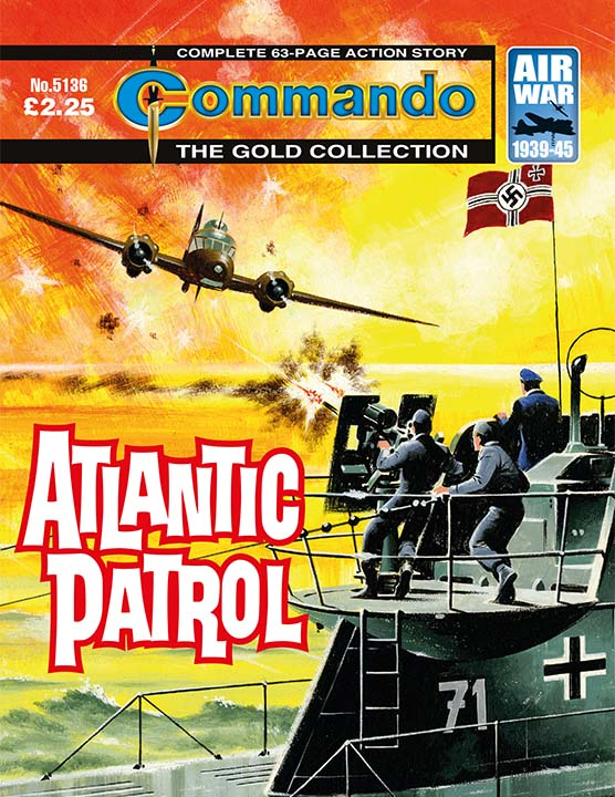 Commando 5136: Gold Collection - Atlantic Patrol