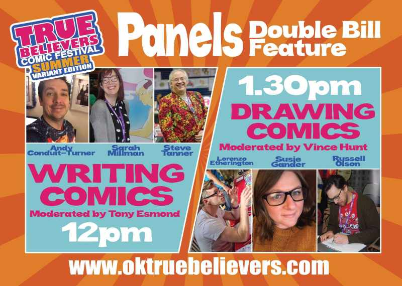 True Believers Comic Festival: Summer Variant
