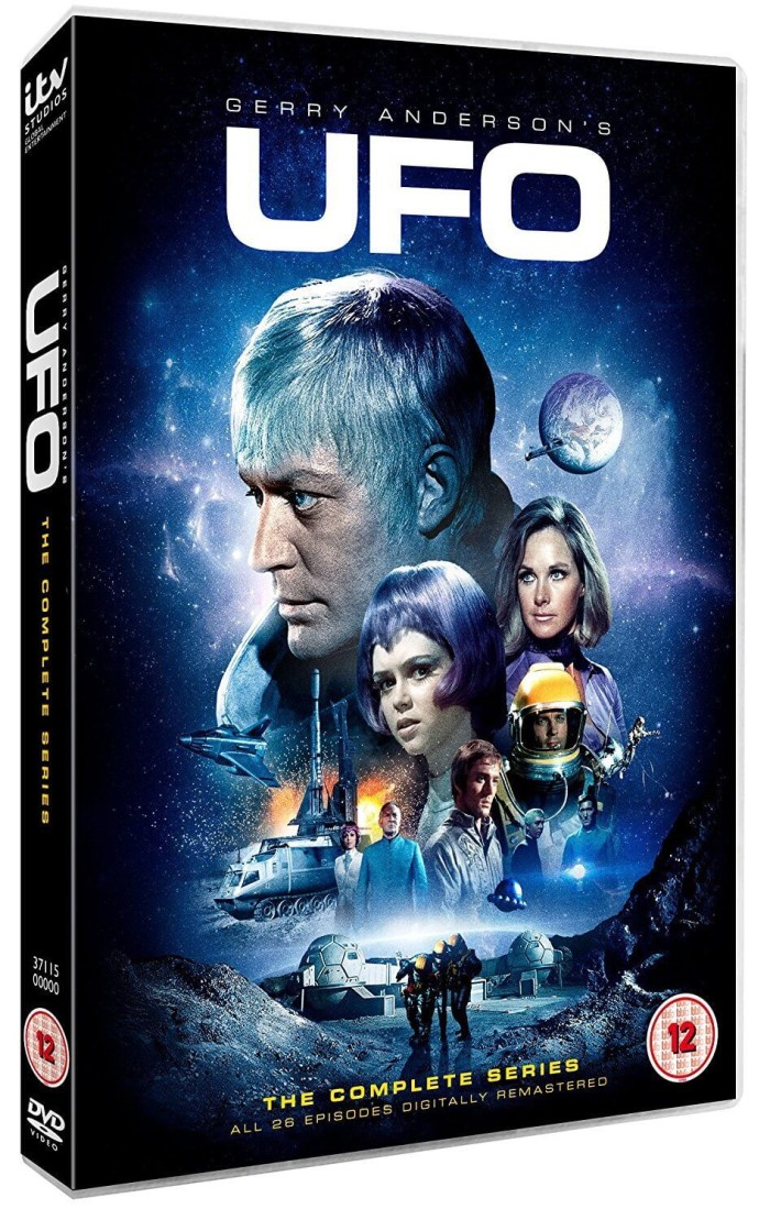UFO DVD Collection 2018 (ITV)