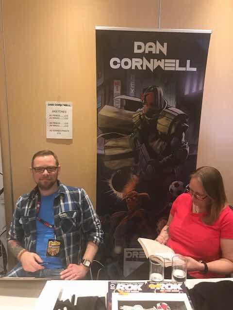 Lawgiver 2018 - Dan Cornwell