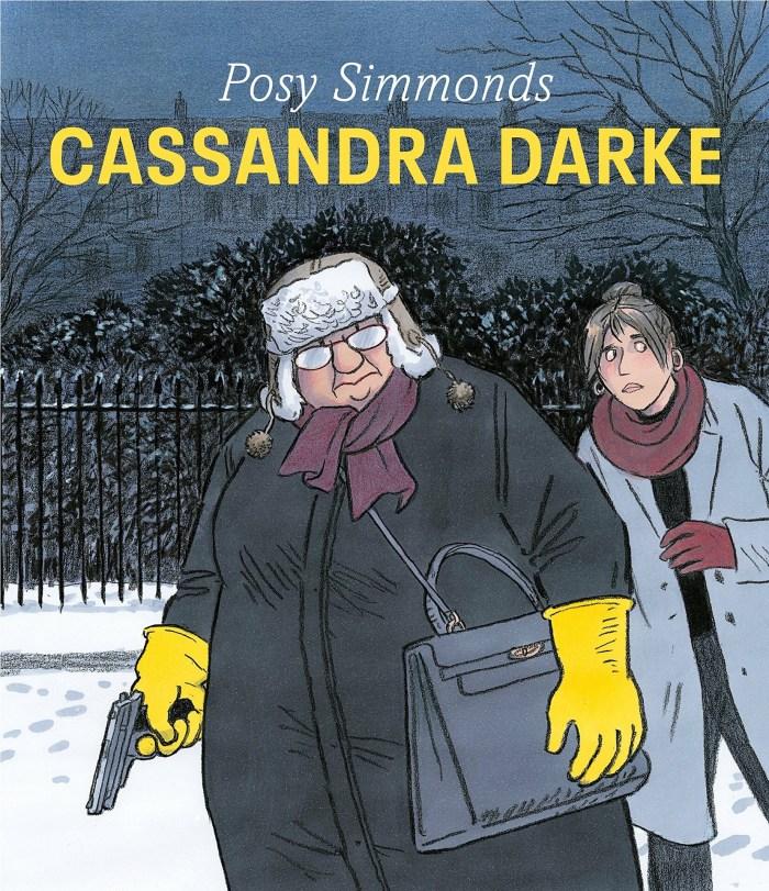 Cassandra Drake by Posy Simmonds