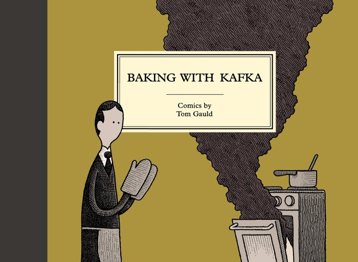 Baking with Kafka by Tom Gauld